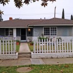 Exterior Home Painting - Before